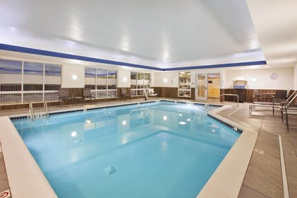 Sports Facility | Fairfield Inn & Suites by Marriott Flint Grand Blanc