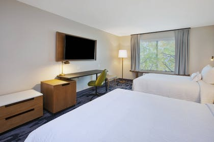 Guestroom | Fairfield Inn & Suites by Marriott Flint Grand Blanc