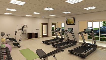 Fitness Facility | Holiday Inn Express And Suites Dalhart