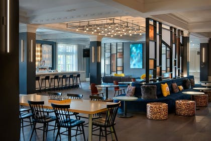 Restaurant | Aloft Buffalo Downtown