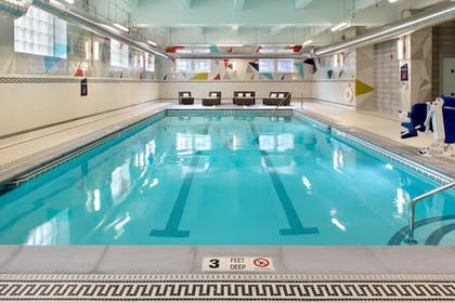 Indoor Pool | Aloft Buffalo Downtown