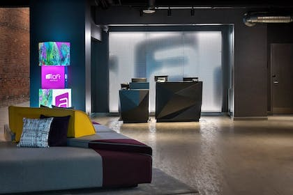 Interior | Aloft Buffalo Downtown