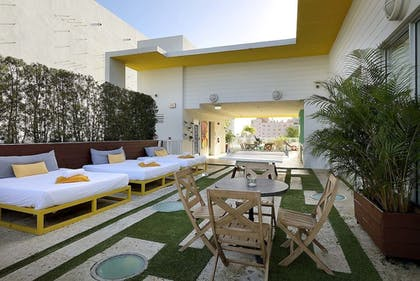 Terrace/Patio | The Vintro Hotel