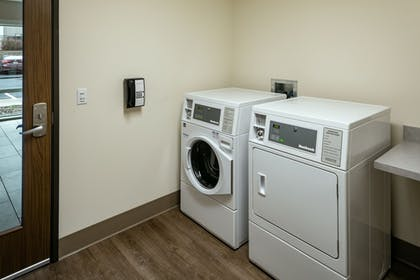 Laundry Room | Holiday Inn Express & Suites Medford