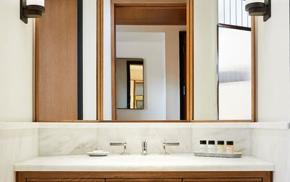 Bathroom Sink | Shinola Hotel