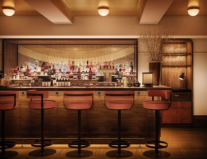Hotel Bar | Shinola Hotel