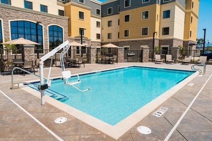Pool | Staybridge Suites Newark - Fremont