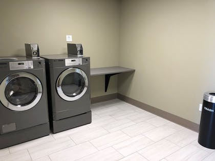 Laundry Room | Holiday Inn Express & Suites Springfield North