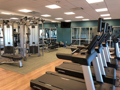 Fitness Facility | Holiday Inn Express & Suites Springfield North