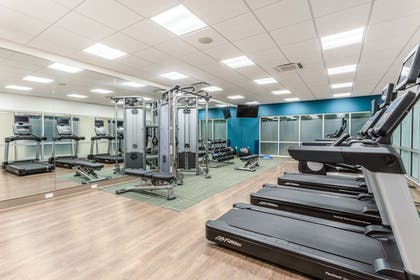 Gym | Holiday Inn Express & Suites Springfield North