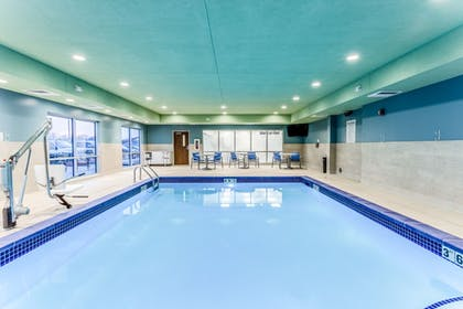 Indoor Pool | Holiday Inn Express & Suites Springfield North