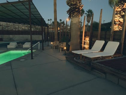 Sundeck | Miracle Manor Boutique Hotel & Spa