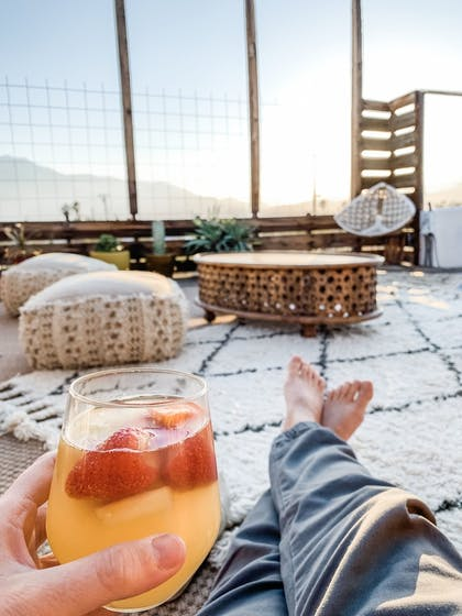 Terrace/Patio | Miracle Manor Boutique Hotel & Spa