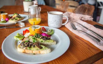 Breakfast Meal | Miracle Manor Boutique Hotel & Spa