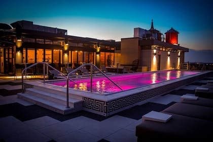 Rooftop Pool | The Last Hotel