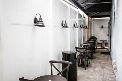 Terrace/Patio | The Hotel Hollywood