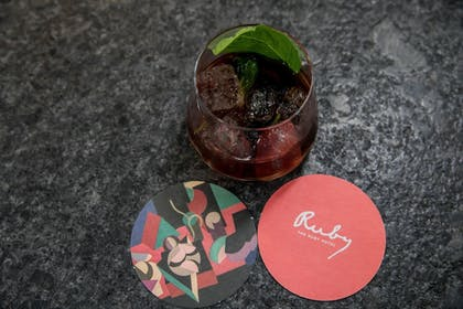 Hotel Bar | The Ruby Hotel