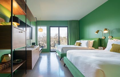 Guestroom | The Ruby Hotel