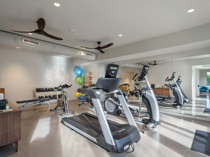 Fitness Facility | The Ruby Hotel