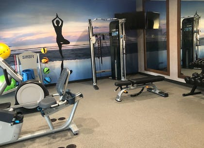 Fitness Facility | Best Western Plus Medical Center