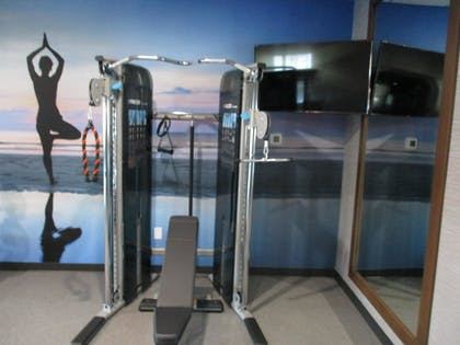 Sports Facility | Best Western Plus Medical Center