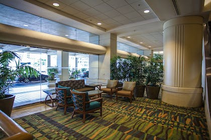Lobby Sitting Area | Ala Moana by Hostie