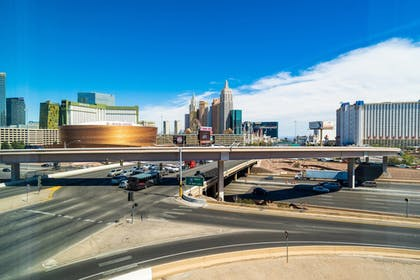 Property Grounds | TownePlace Suites by Marriott Las Vegas City Center
