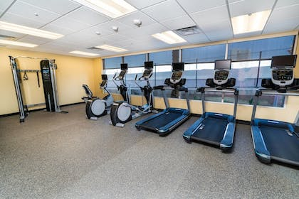 Sports Facility | TownePlace Suites by Marriott Las Vegas City Center