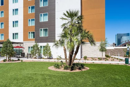 Hotel Front | TownePlace Suites by Marriott Las Vegas City Center