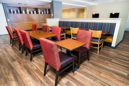 Breakfast Area | TownePlace Suites by Marriott Las Vegas City Center