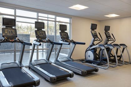 Fitness Facility | SpringHill Suites by Marriott Hampton Portsmouth