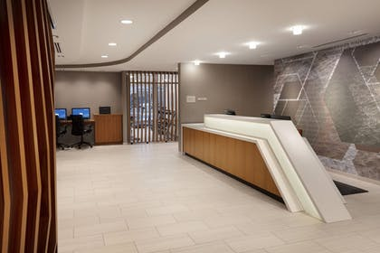 Hotel Interior | SpringHill Suites by Marriott Hampton Portsmouth