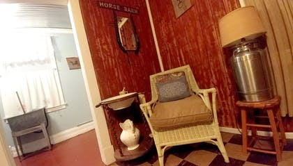 Guestroom | Historic Whiting Hotel Suites
