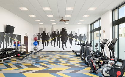 Fitness Studio | Hyatt Place Pasadena