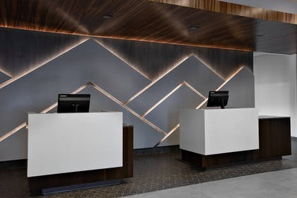 Check-in/Check-out Kiosk | Residence Inn by Marriott Knoxville Downtown