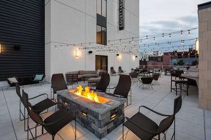 Terrace/Patio | Residence Inn by Marriott Knoxville Downtown