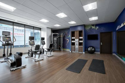 Fitness Facility | Residence Inn by Marriott Knoxville Downtown