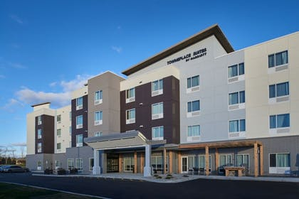 Front of Property | TownePlace Suites by Marriott Grand Rapids Airport