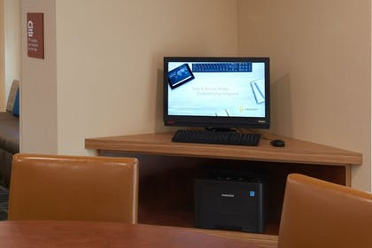 Business Center   TownePlace Suites by Marriott Grand Rapids Airport