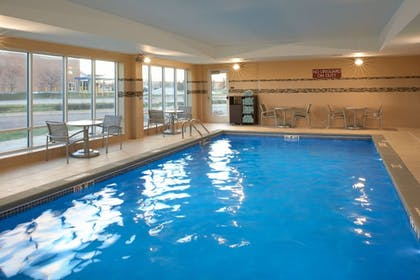 Indoor Pool | TownePlace Suites by Marriott Grand Rapids Airport
