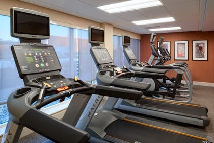 Fitness Facility | TownePlace Suites by Marriott Grand Rapids Airport