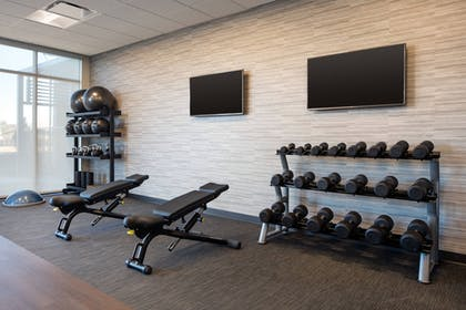 Fitness Facility | Courtyard by Marriott Loveland Fort Collins