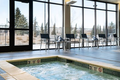 Indoor Spa Tub | Courtyard by Marriott Loveland Fort Collins