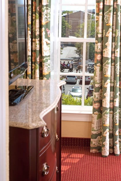 Guestroom View | Hotel on Market