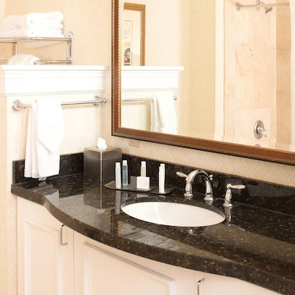 Bathroom Sink | Hotel on Market