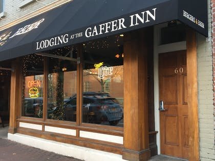 Featured Image | Lodging at the Gaffer Inn