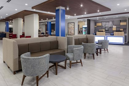 Interior | Holiday Inn Express & Suites Madison