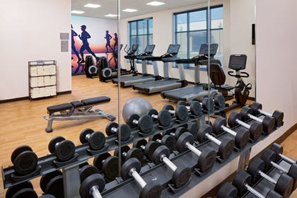 Fitness Facility | Hyatt Place Florence Downtown