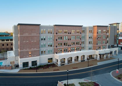 Exterior | Hyatt Place Florence Downtown