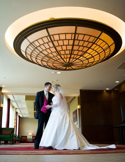 Indoor Wedding | Kingsgate Hotel and Conference Center